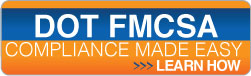 DOT FMCSA COMPLIANCE MADE EASY - Learn How