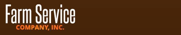Farm Service Logo