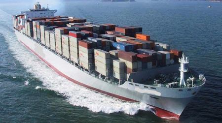 Ocean Freight Services California