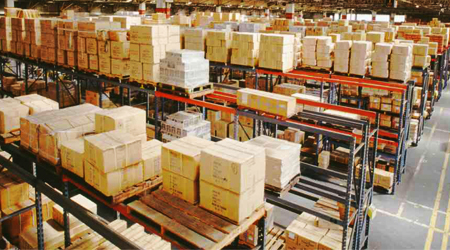 Warehousing and Distribution Services ETC International Freight