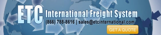 ETC International Freight System