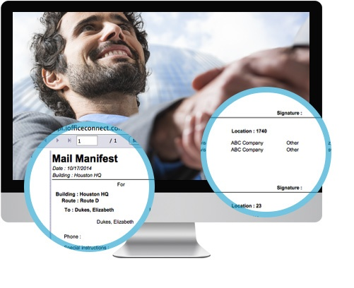 Mail Module  - Facilities Management Software