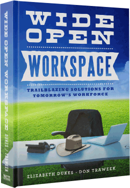 Download Wide Open Workspace - Trailblazing solutions for tomorrow's workplace