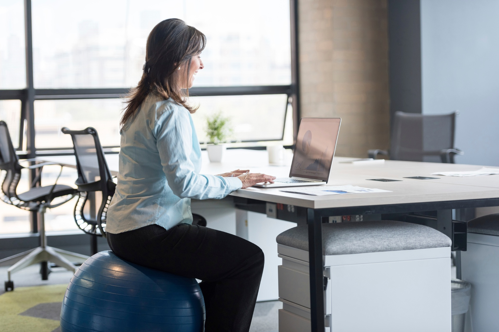 Work Out Without Ever Leaving Your Office