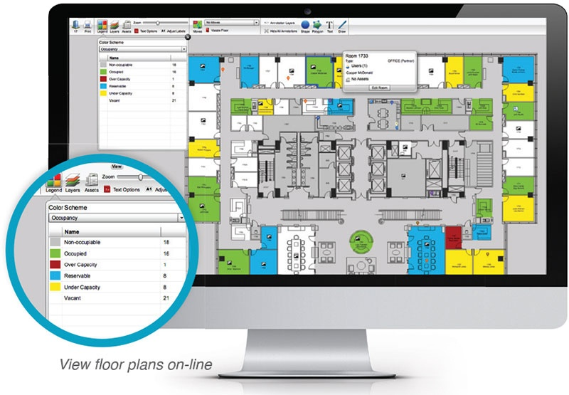 Iwms Space Management Software Ioffice