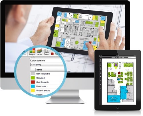 Space Module - Facilities Management Software