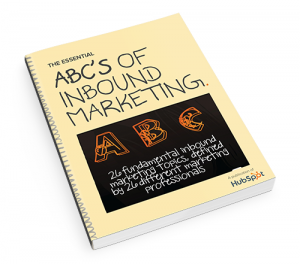 ABCs of Inbound Marketing Cover