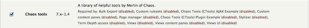 32-chaos-tools