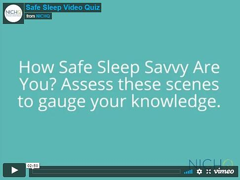 Safe Sleep Quiz