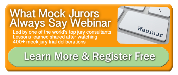 5 Questions to Ask in Voir Dire       Always