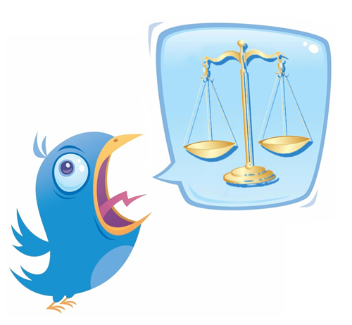 best twitter tweets for lawyers litigators litigation support