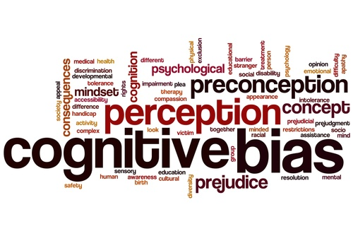 juror bias confirmation bias availability bias cognitive bias