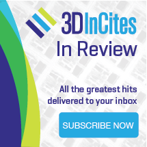 3DInCites InReview | All the greatest hits delivered to your inbox. Subscribe Now.