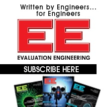 Evaluation Engineering | Subscribe here