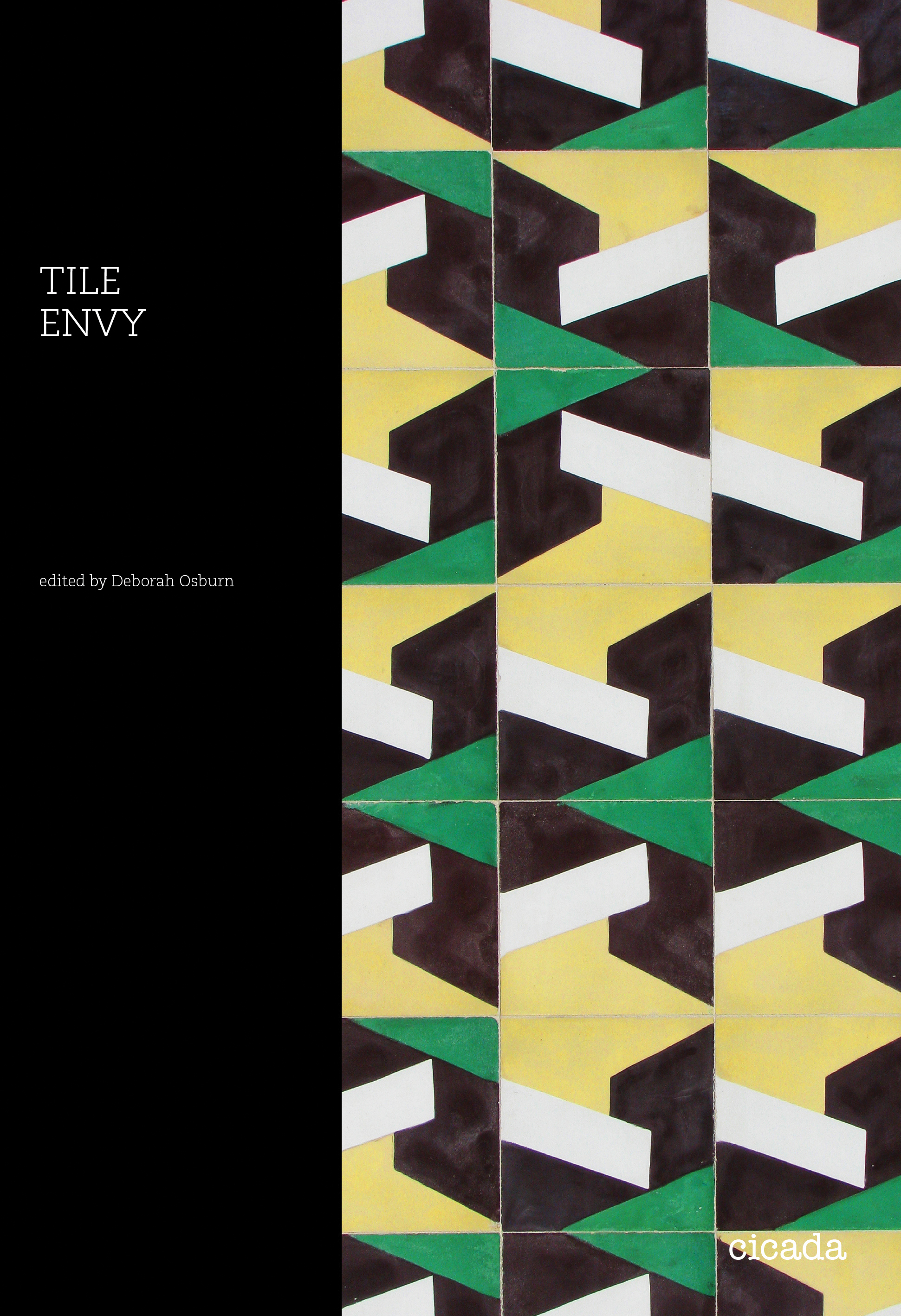 tile envy, the book