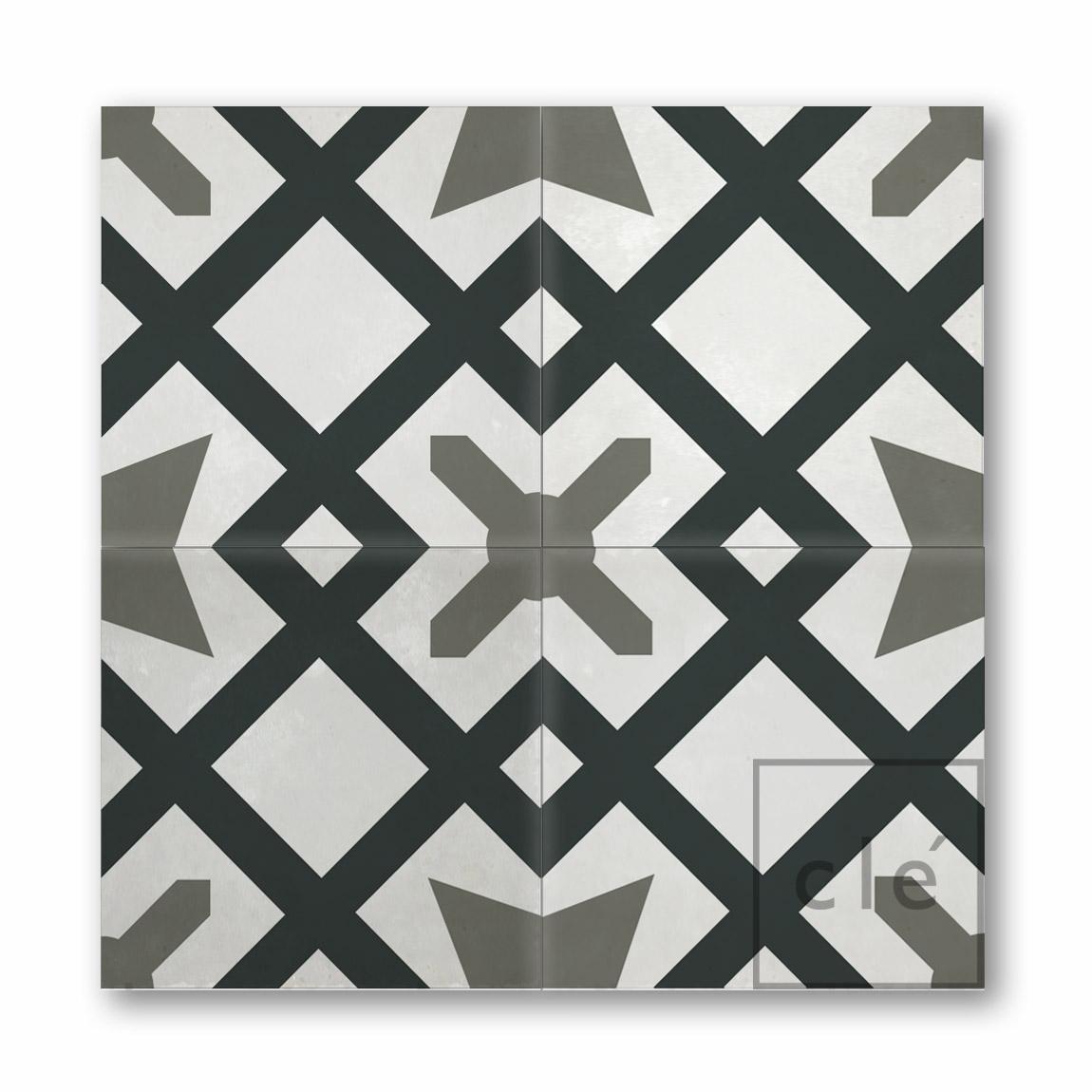 cement pattern harold bw b w1