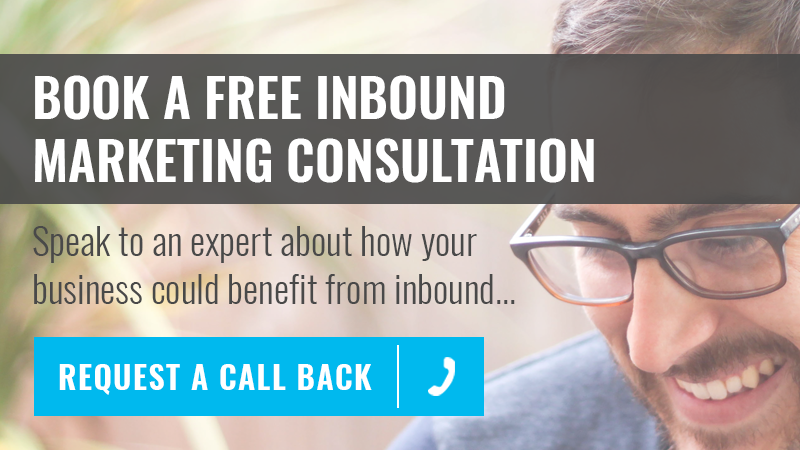 Book a free marketing consultant