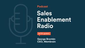 Sales Enablement Radio - George Bronten