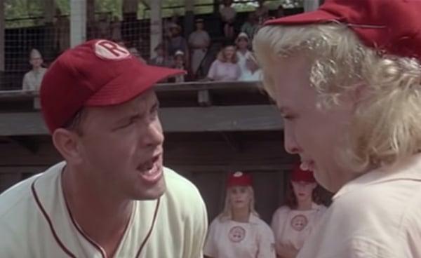 No crying in baseball 3