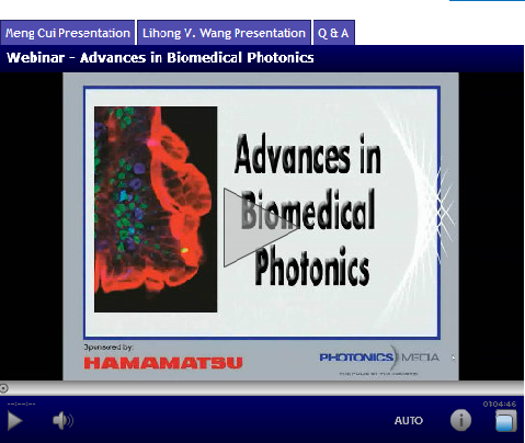 Advanced in Biological Photnics