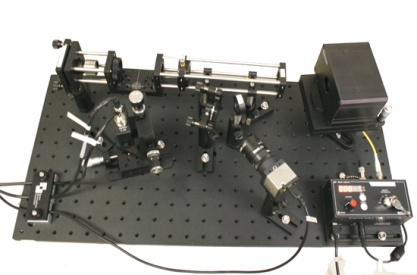 Wavefront Sensorless Adaptive Optics Demonstrator