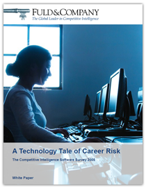 A Technology Tale of Career Risk