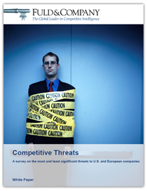 Competitive Threats White Paper
