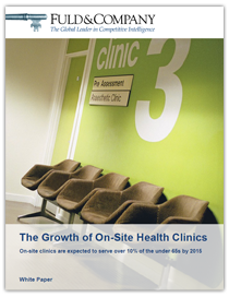 Growth of On-Site Health Clinics