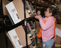 Pick and Pack Warehousing Services