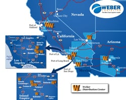 Southern California 3PL Services – Warehousing and Trucking