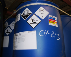 Chemical Warehousing and Transportation Services in California and the Western U.S.