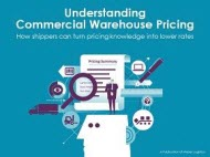 Comparing Price Quotes for Warehousing Services: Apples and