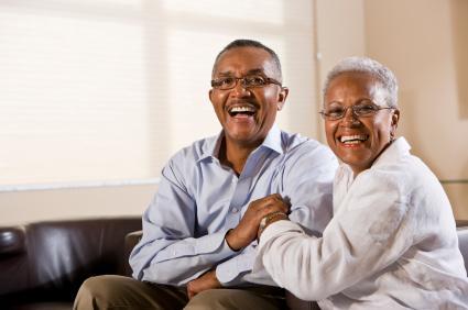 African american senior citizens