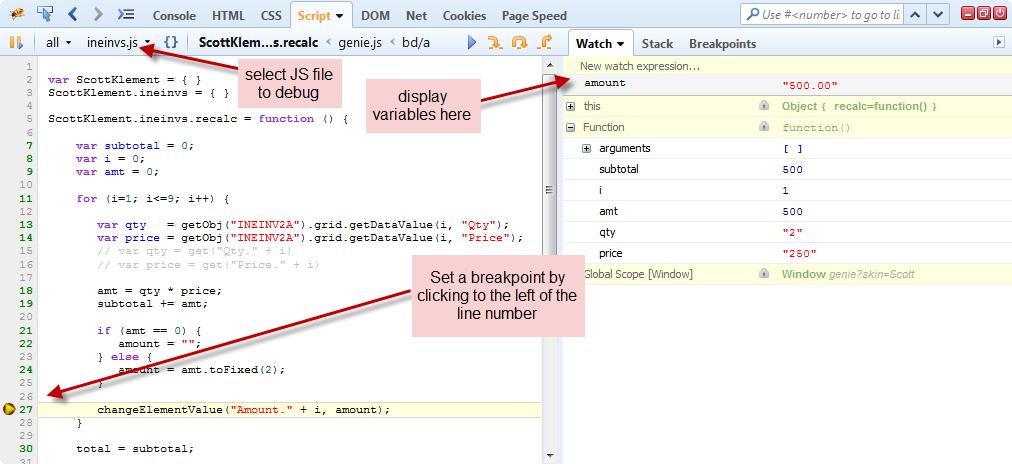 Tips and Tricks: Scott's Favorite Web Debug Tools