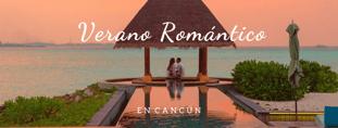 ¡Vive un verano romántico en Cancún!