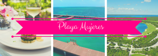 Are you looking for an exclusive and sustainable place? Visit Playa Mujeres