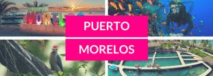Puerto Morelos: más que una ciudad pesquera