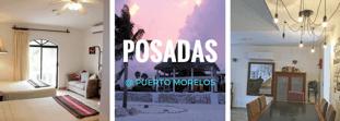 10 posadas y B&Bs en Puerto Morelos, para viajeros aventureros