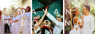 Celebrate your wedding with a Mayan ceremony