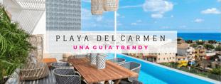 5 actividades trendy en Playa del Carmen