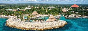 Top 10 de hoteles cercanos al parque Xcaret