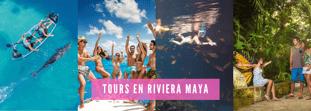 10 atracciones populares en Riviera Maya según TripAdvisor