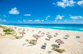 5 playas perfectas y de acceso público en Cancún