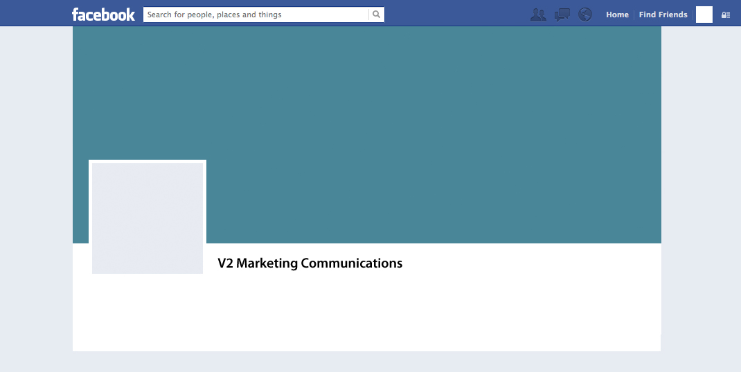facebook company page template - facebook cover image free template download