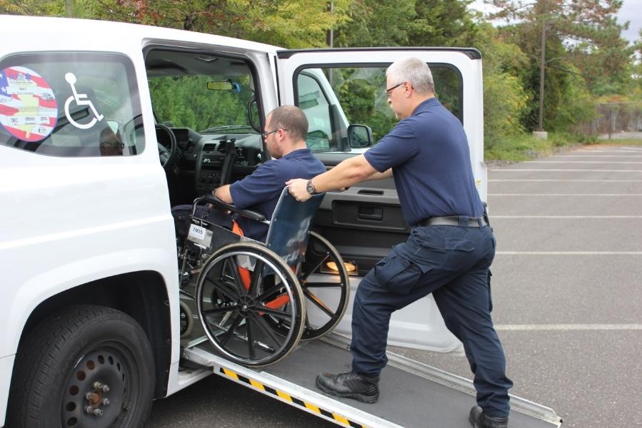 Wheelchair Van Amp Medical Car Services