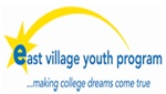 east village youth program logo