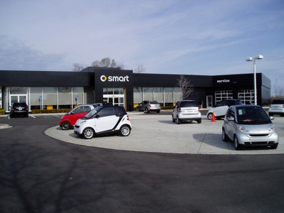 Smart Car For Two North American Headquarters And
