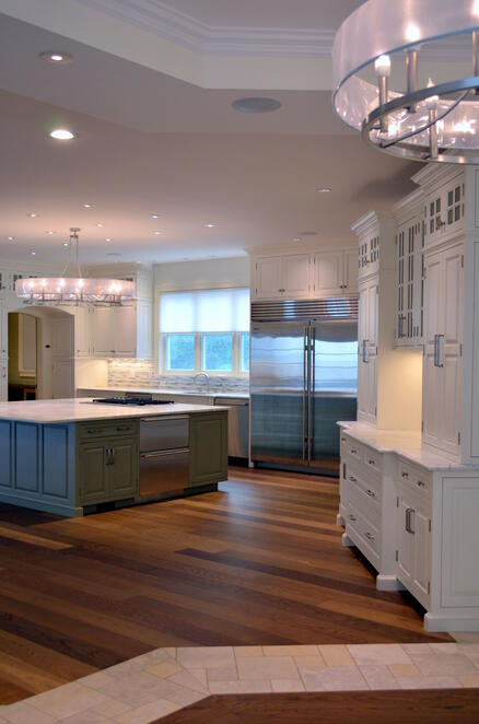 General Woodcraft custom kitchen renovation