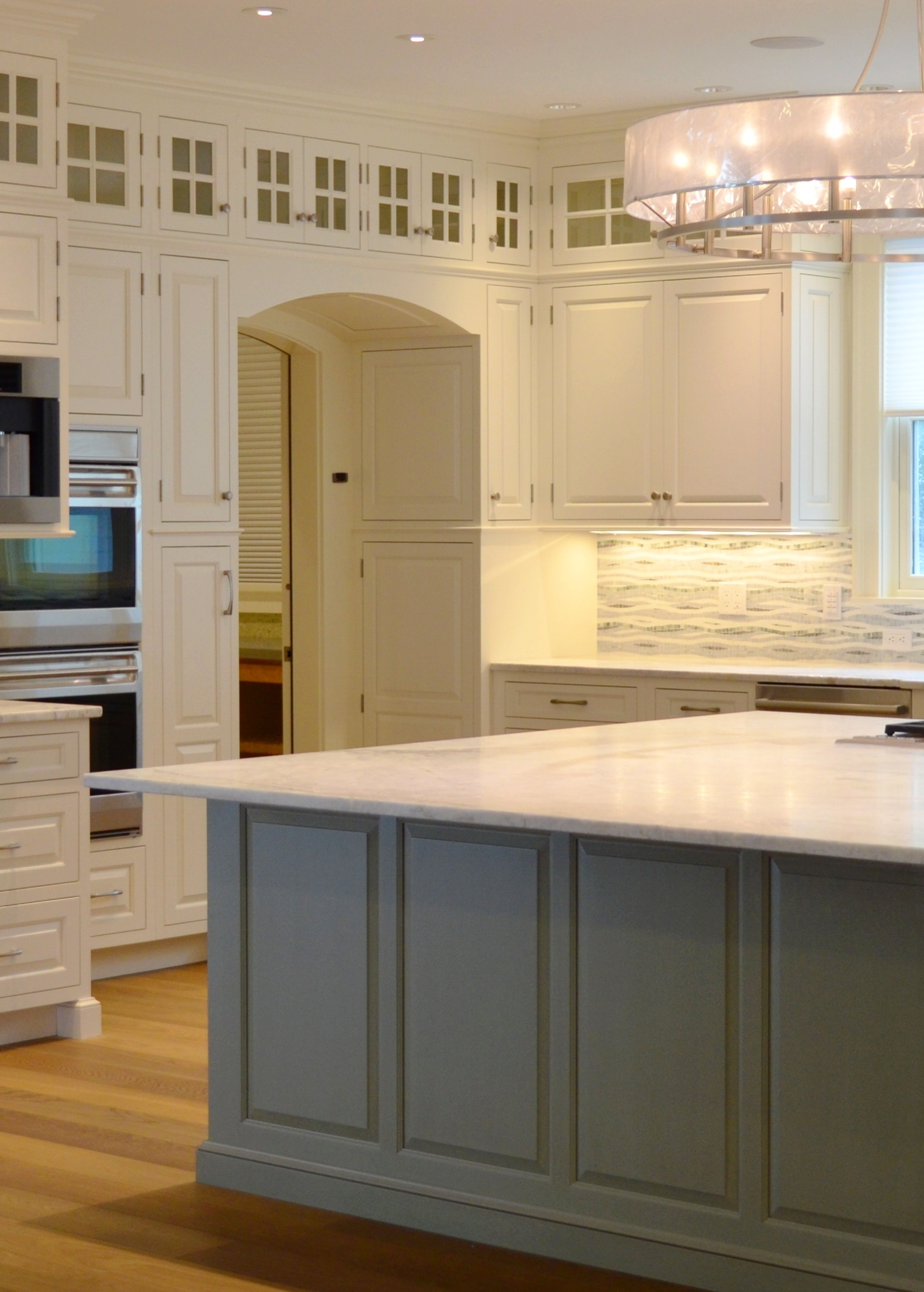 custom signature cabinetry used in this kitchen by general woodcraft