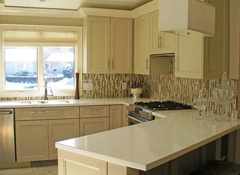 neutral kitchen by general woodcraft